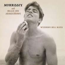 """Morrissey: Wedding Bell Blues (Limited-Edition) (Clear Yellow Vinyl), Single 7"""""""
