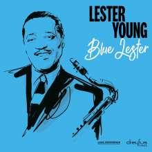 Lester Young (1909-1959): Blue Lester, LP