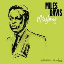 Miles Davis (1926-1991): Milestones, LP