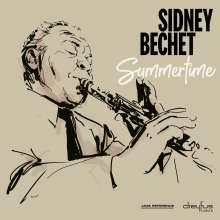 Sidney Bechet (1897-1959): Summertime, LP