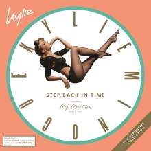 Kylie Minogue: Step Back In Time: The Definitive Collection
