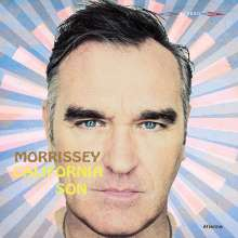 Morrissey: California Son (Sky Blue Vinyl) (Indie Retail Exclusive), LP