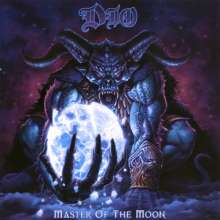 Dio: Master Of The Moon (2019 Remaster) (180g) (Limited Edition), LP