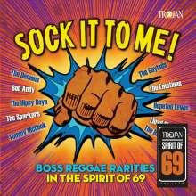 Sock It To Me: Boss Reggae Rarities In The Spirit Of 69, LP