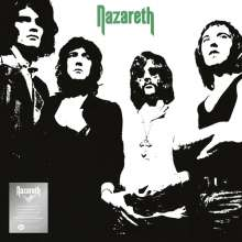 Nazareth: Nazareth (remastered) (Limited-Edition) (Green Vinyl), LP