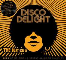 Disco Delight - The Beat Goes On, 2 CDs
