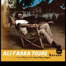 Ali Farka Touré: Savane (remastered) (180g), 2 LPs