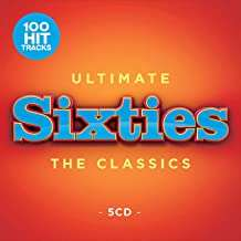 Ultimate 60s: The Classics, 5 CDs