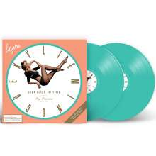 Kylie Minogue: Step Back In Time: The Definitive Collection (Limited-Edition) (Mint Green Vinyl), 2 LPs