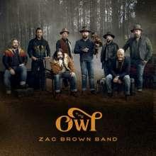 Zac Brown Band: The Owl (180g) (Splattered Vinyl), LP