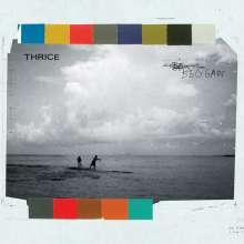 "Thrice: Beggars (10th Anniversary Edition) (180g) (Striped Blue, Red & Yellow Vinyl), 1 LP und 1 Single 7"""