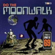 Do The Moonwalk: Moonstomping Reggae Classics From The Trojan Vaults, CD