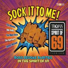 Sock It to Me: Boss Reggae Rarities In The Spirit Of '69, CD