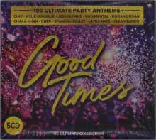 Good Times: Ultimate Party Anthems, 5 CDs