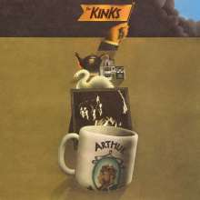 The Kinks: Arthur Or The Decline And Fall Of The British Empire (50th Anniversary Edition), 2 CDs