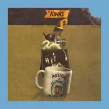 """The Kinks: Arthur Or The Decline And Fall Of The British Empire (50th Anniversary Box Set), 4 CDs und 4 Singles 7"""""""