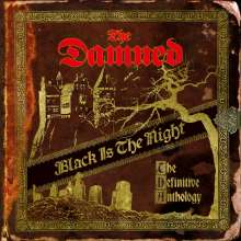 The Damned: Black Is the Night: The Definitive Anthology, 2 CDs