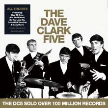 Dave Clark (geb. 1942): All The Hits, CD