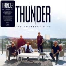 Thunder: The Greatest Hits (Deluxe Edition), 3 CDs