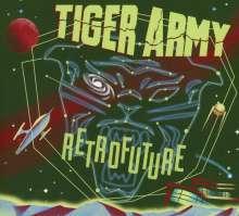 Tiger Army: Retrofuture, CD