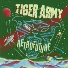 Tiger Army: Retrofuture (Limited Edition) (Green Vinyl), LP