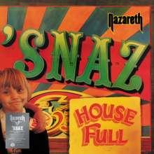 Nazareth: Snaz (remastered) (Green & Orange Double Vinyl), 2 LPs