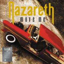 Nazareth: Move Me (remastered) (Burgundy Vinyl), LP