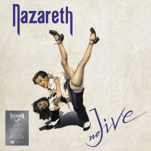 Nazareth: No Jive (remastered) (Clear Vinyl), LP