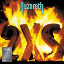 Nazareth: 2XS (remastered) (Aqua Colored Vinyl), LP