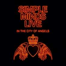 Simple Minds: Live In The City Of Angels (180g) (Limited Edition Book), 4 LPs