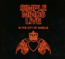 Simple Minds: Live In The City Of Angels, 2 CDs