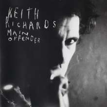 Keith Richards: Main Offender, CD