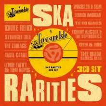 Treasure Isle Ska Rarities, 3 CDs