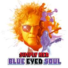 Simply Red: Blue Eyed Soul, CD