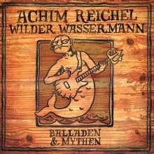 """Achim Reichel: Wilder Wassermann - Balladen & Mythen (Deluxe Edition) (+ 12"""" Bonus Single) (180g) (remastered), 1 LP und 1 Single 12"""""""