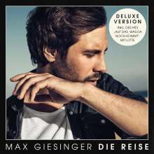 Max Giesinger: Die Reise (Deluxe Edition), 2 CDs