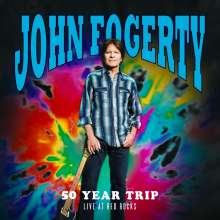 John Fogerty: 50 Year Trip: Live At Red Rocks, 2 LPs