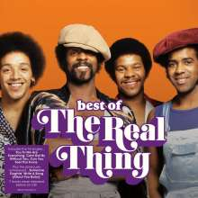 The Real Thing (Soul/Liverpool): The Best Of The Real Thing, 2 CDs