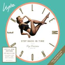 Kylie Minogue: Step Back In Time: The Definitive Collection (Special Edition), 3 CDs