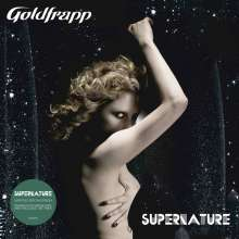 Goldfrapp: Supernature (Translucent Green Vinyl), LP