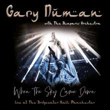 Gary Numan: When The Sky Came Down (Live At The Bridgewater Hall, Manchester), 2 CDs und 1 DVD