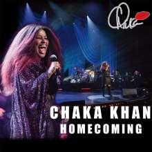 Chaka Khan: Homecoming: Live, CD