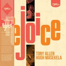 Tony Allen & Hugh Masekela: Rejoice (180g), LP