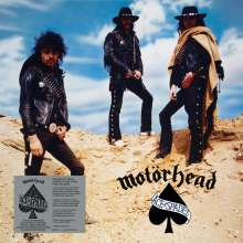 Motörhead: Ace Of Spades (180g) (40th Anniversary Edition Bookpack), 3 LPs
