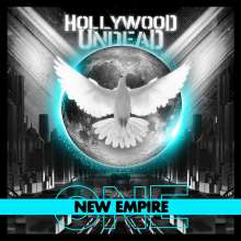 Hollywood Undead: New Empire Vol. 1 (Clear with Black Splatter Vinyl), LP