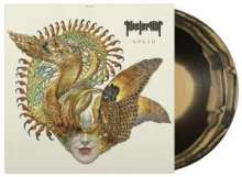 Kvelertak: Splid (Black & Gold Swirl Vinyl), 2 LPs
