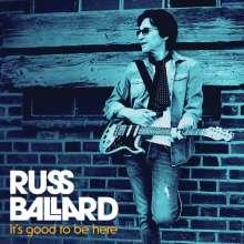 Russ Ballard: It's Good to Be Here, LP