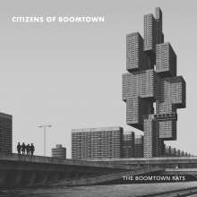 The Boomtown Rats: Citizens Of Boomtown (Indie Retail Exclusive) (180g) (Limited Edition) (Gold Vinyl), LP
