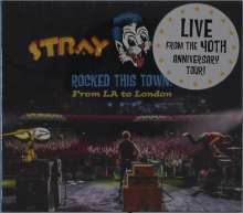 Stray Cats: Rocked This Town: From LA To London, CD