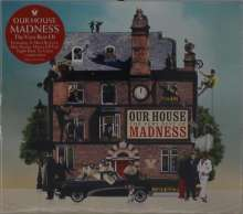 Madness: Our House: The Very Best Of Madness, CD